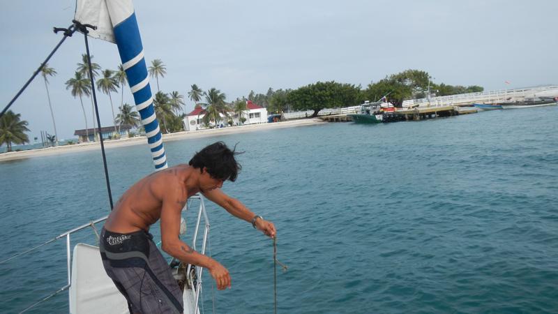 El Porvenir Dock San Blas