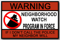 Making Our Neighborhoods Safer