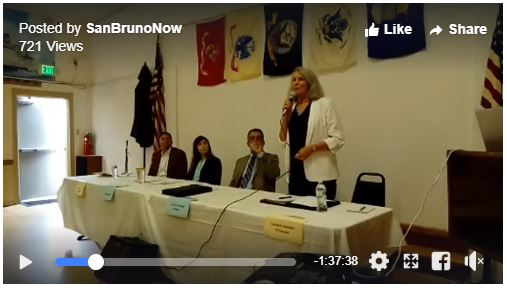 LIVE STREAM 2019 City Council Candidate Forum