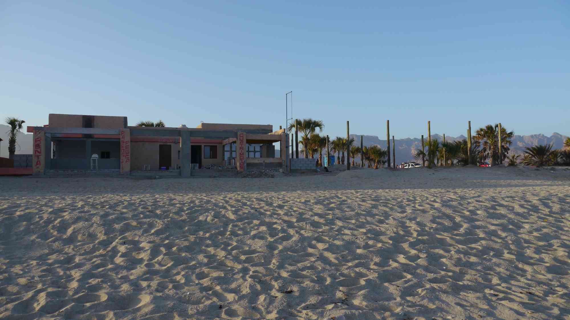 The end of an Era & the beginning of another at Algodones beach