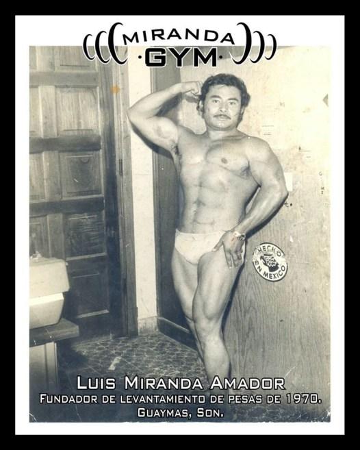 Mr. Sonora Luis Miranda
