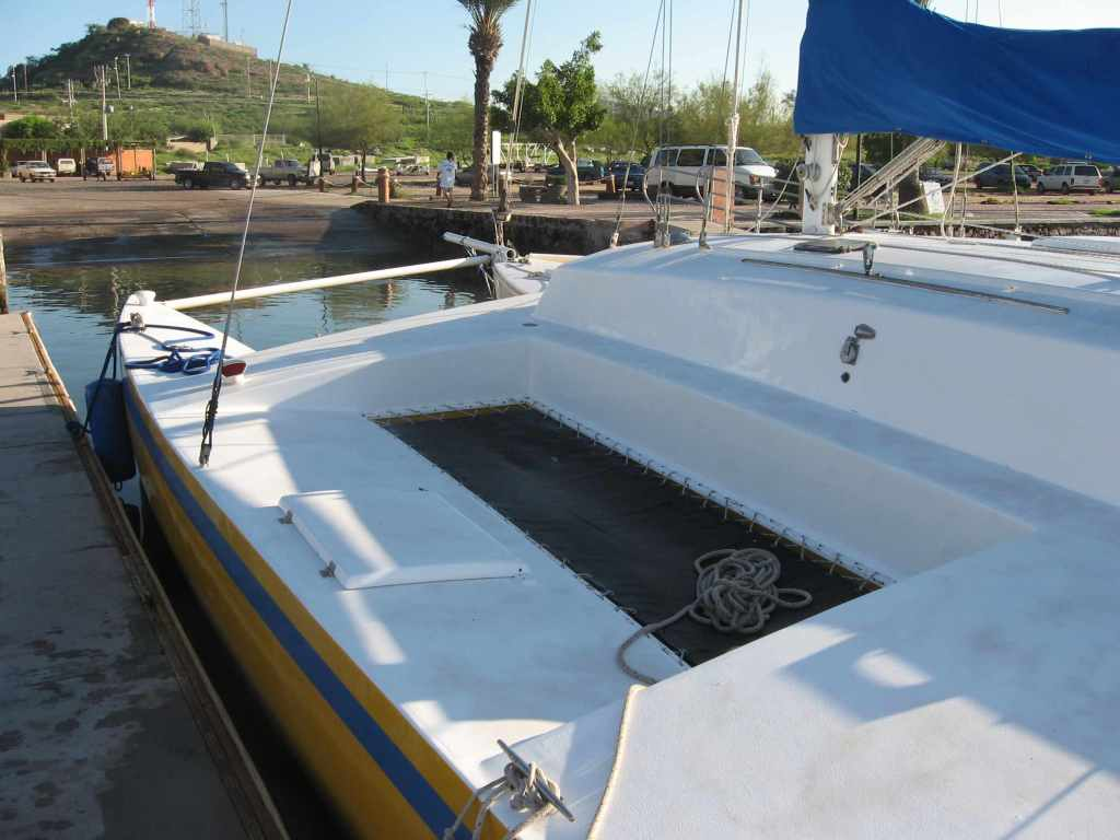 Pravnava a very fast 38 foot trimaran for sale: Our