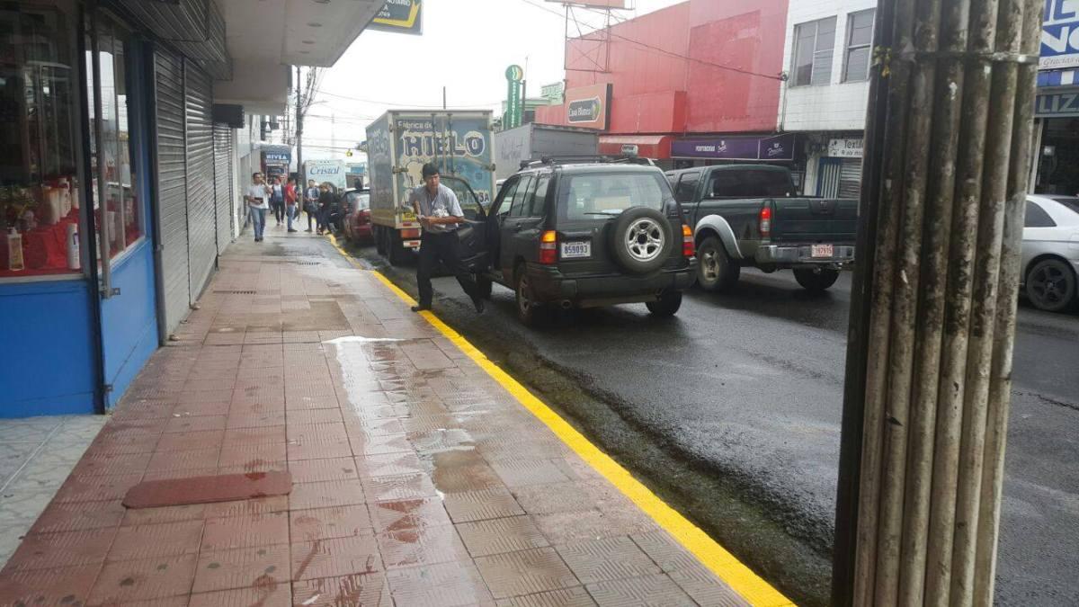 Parquímetros para Ciudad Quesada sufren nuevo atraso y operarían en marzo