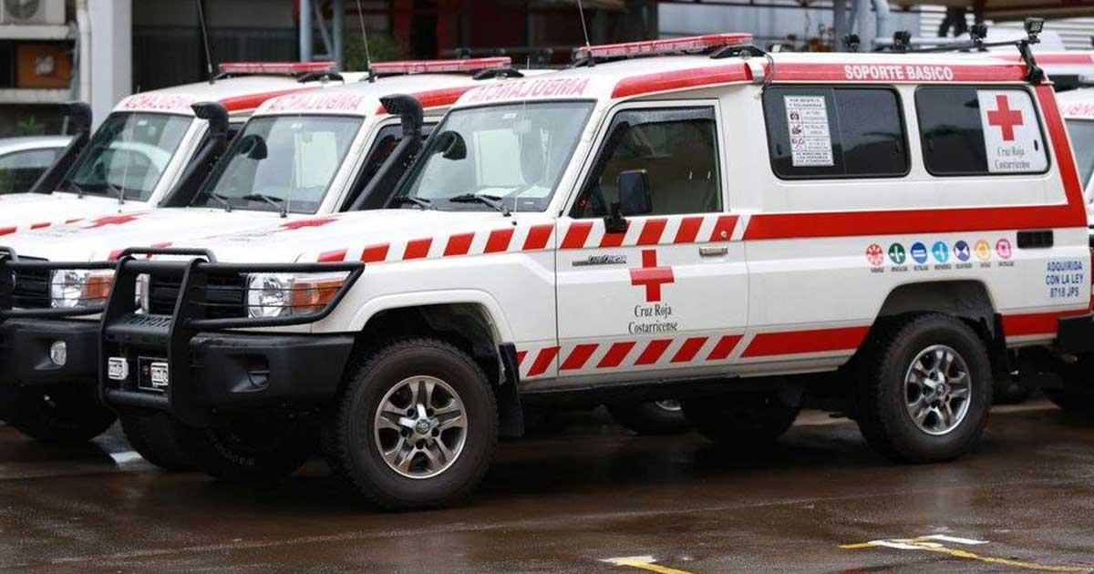 Aguas Zarcas y Pocosol con nuevas ambulancias