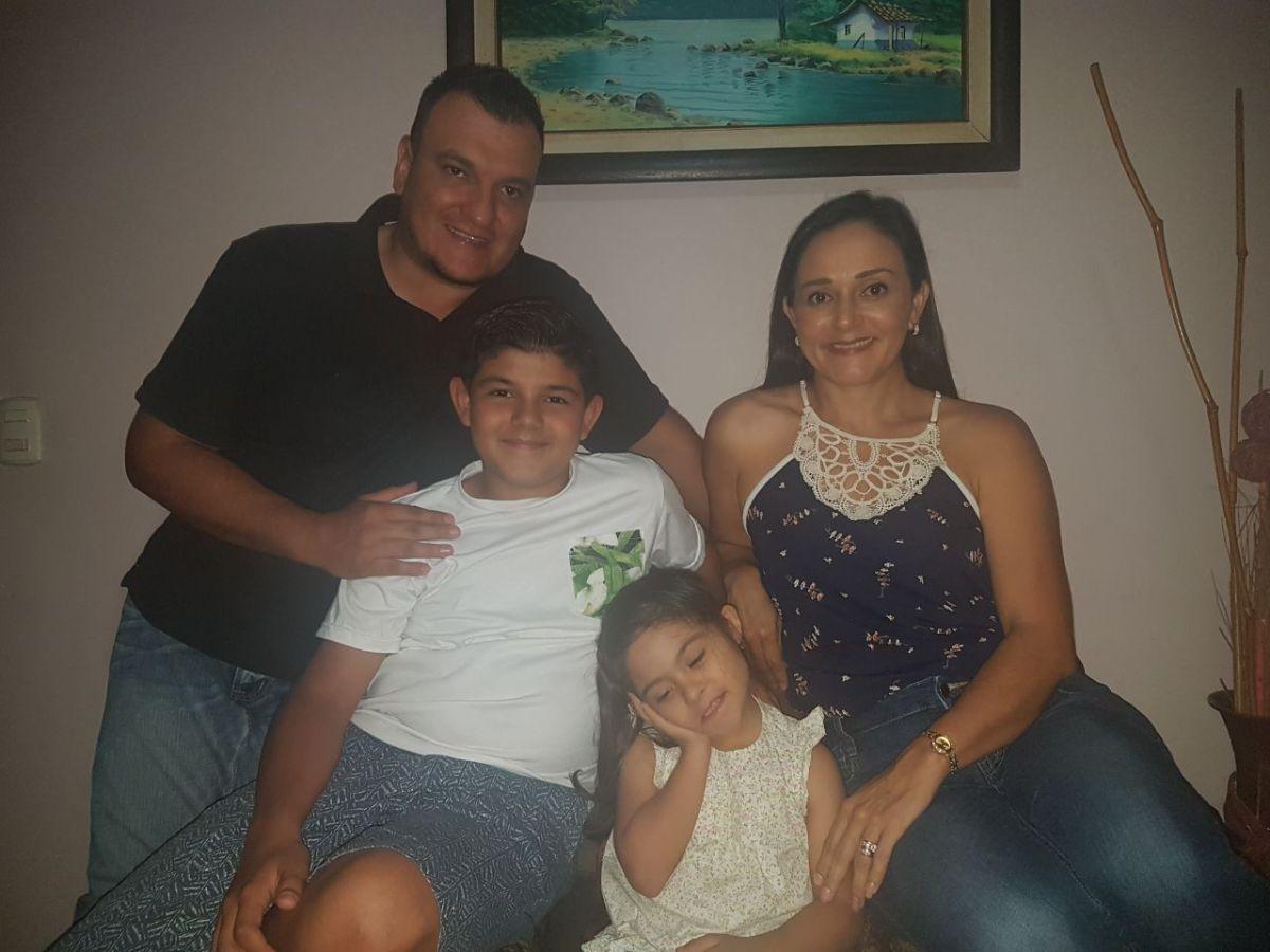 La vida de una familia sancarleña con un cromosoma extra