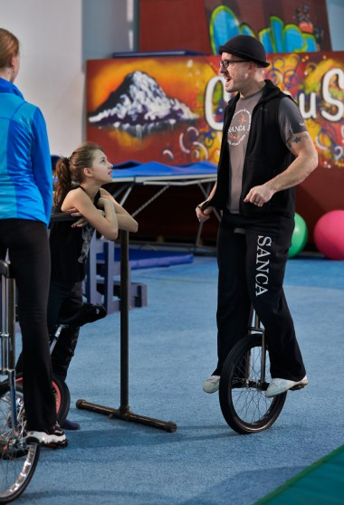Fitness - Unicycling