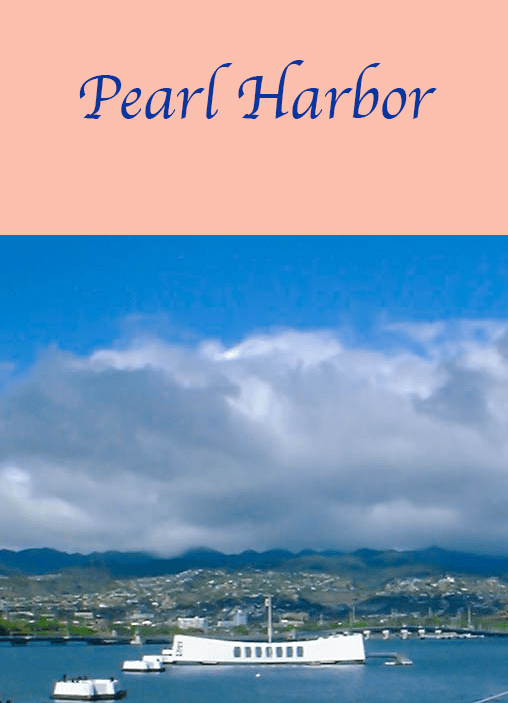 #PearlHarbor #Oahu #Hawaii