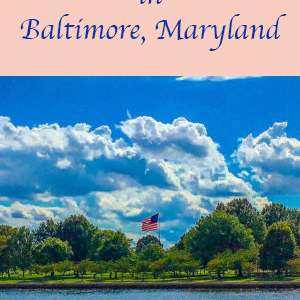 Early autumn is one of the best seasons to visit #Baltimore