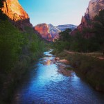 Zion National Park in Utah