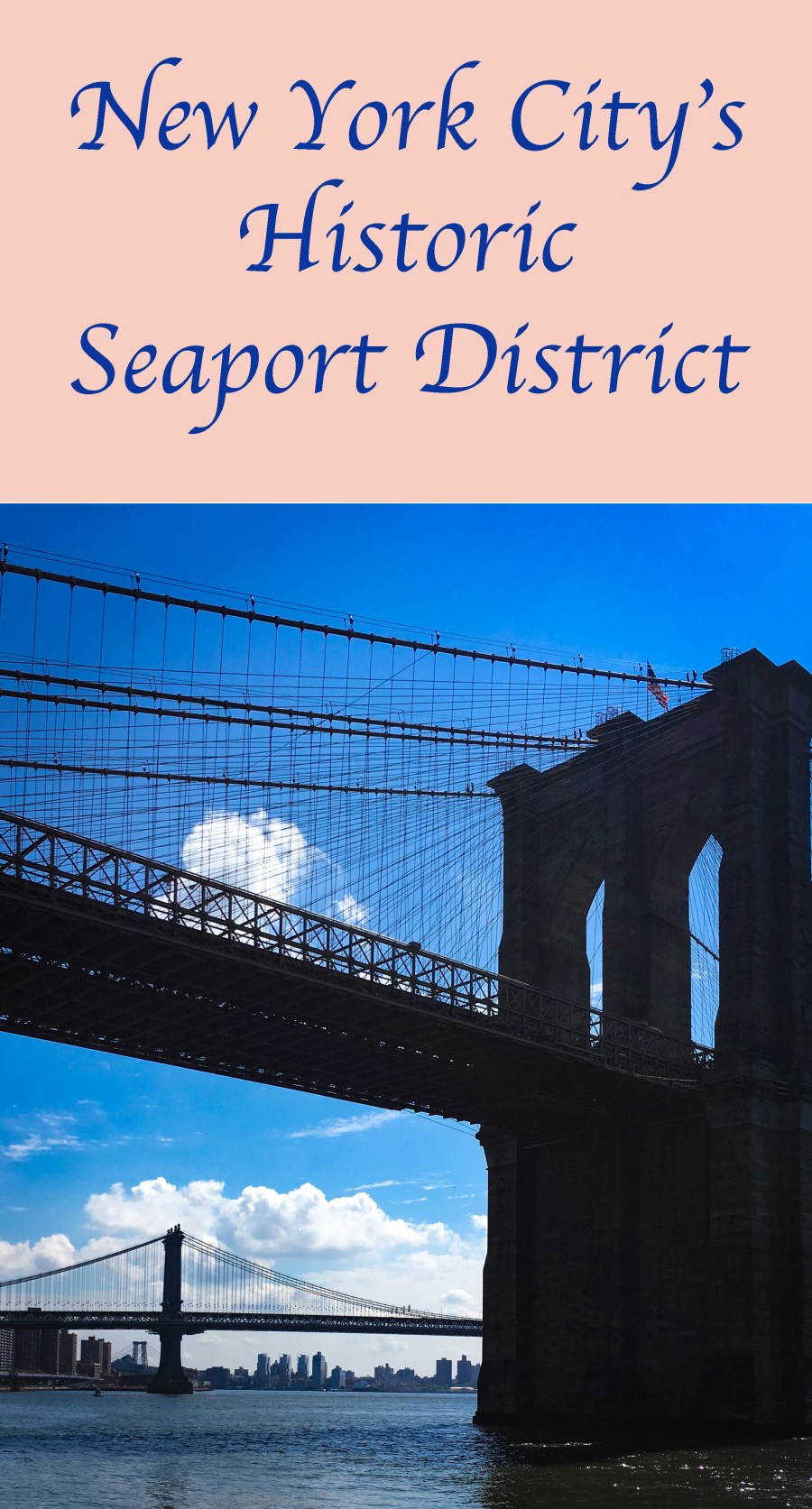 The #SeaportDistrict in #NewYorkCity teems with American history.