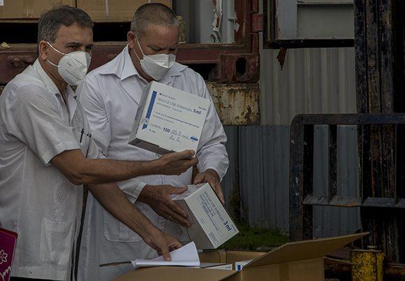 USA, México y Rusia envían AYUDA HUMANITARIA a Cuba.