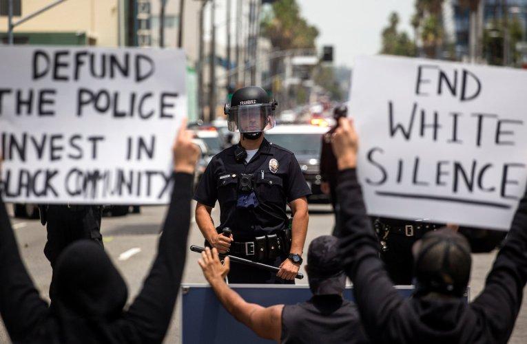 Había una vez un policía bueno y un policía malo.