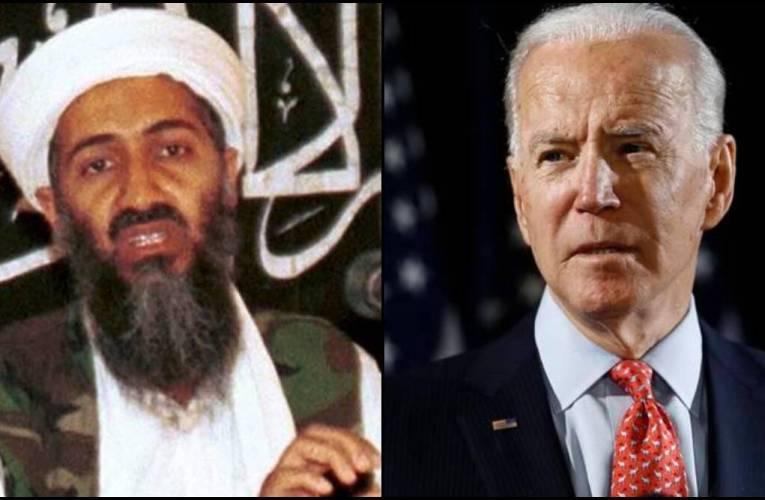La carta de Osama Bin Laden.
