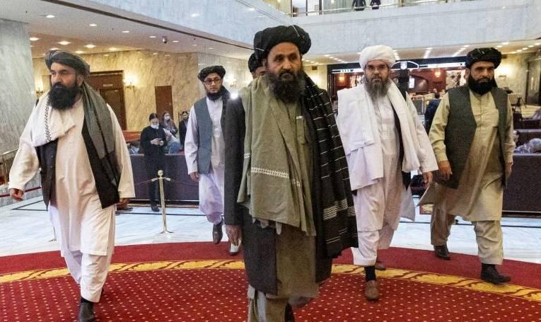 El Club de amigos del Talibán.