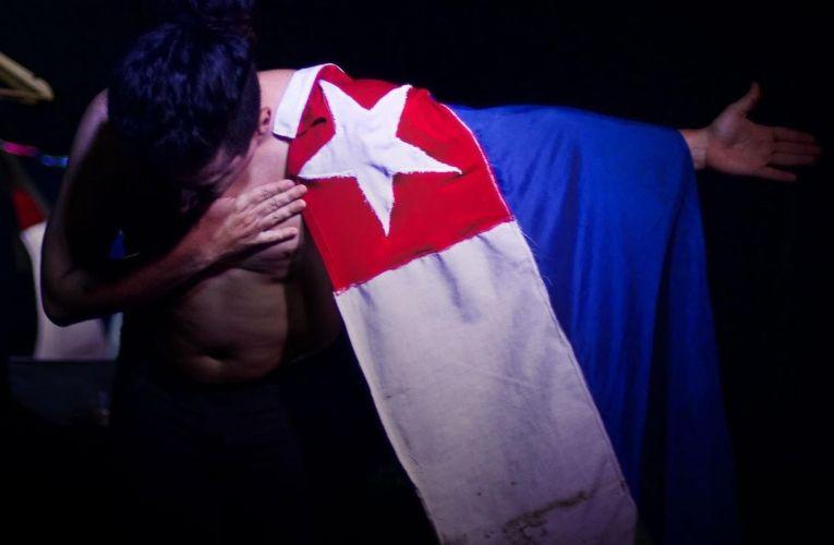 ADIÓS A CUBA, lección escénica de nacionalismo a pulso.
