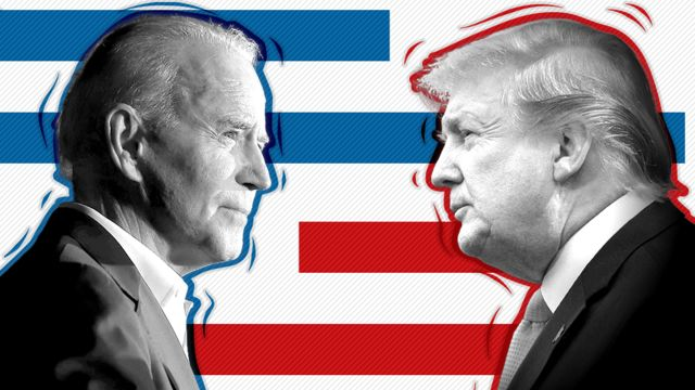 ¿Cómo ser Biden sin parecer ser Trump?