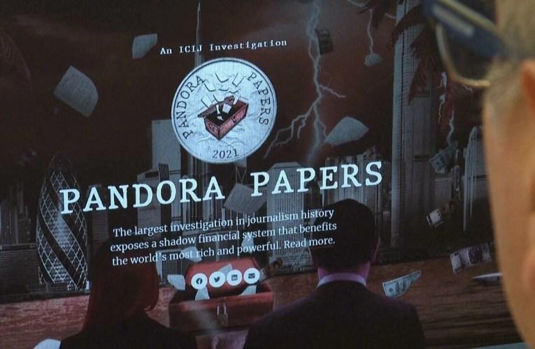 PANDORA PAPERS: Inocentes con cara de culpables.