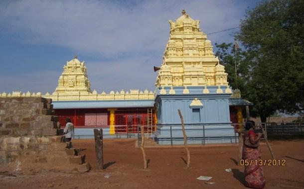 భక్తి పర్యటన (ఉమ్మడి) మహబూబ్నగర్ జిల్లా – 7: మద్దిమడుగు