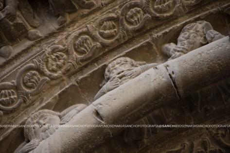 románico-arte-escultura-uncastillo-aragón-zaragoza-historia-escultura