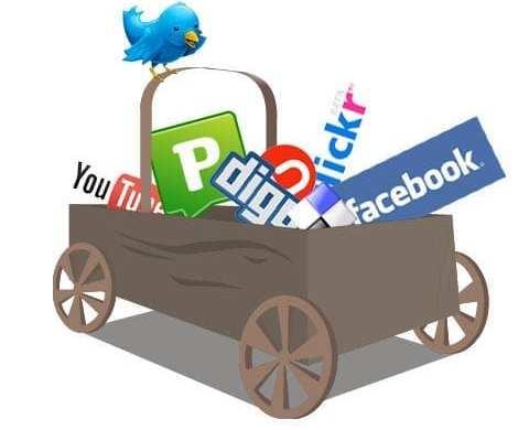 Las redes sociales más extrañas