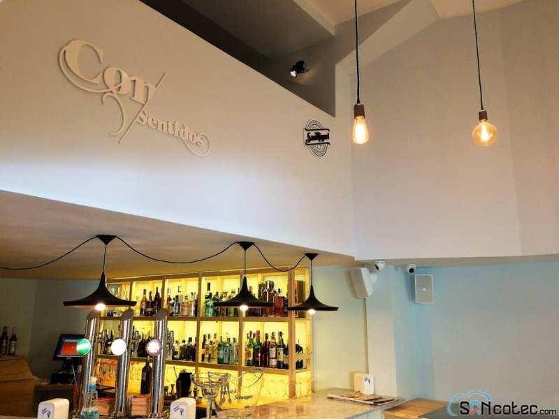 SANcotec-Reforma Bar Consentidos