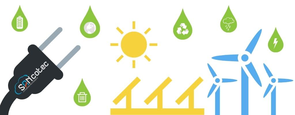 Soluciones Tecnologicas Integrales para Energía