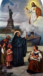 Saint Frances Xavier Cabrini