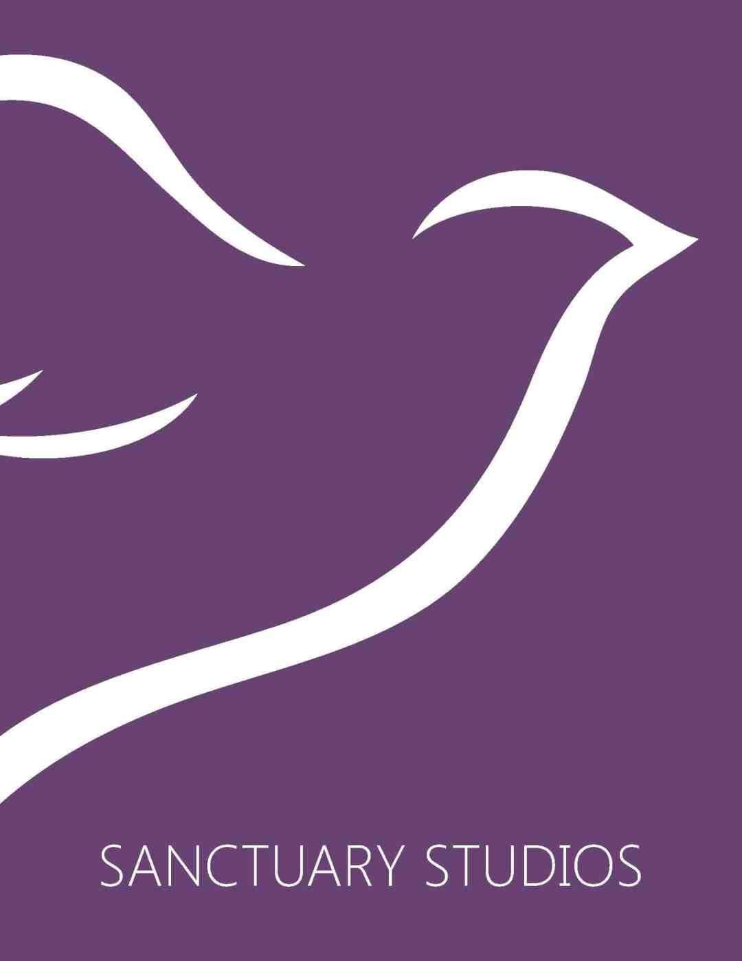 Sanctuary Studios Inc., Brochure Cover Page