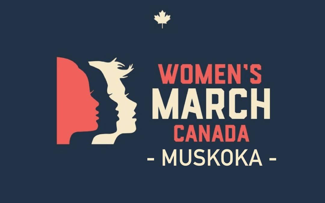 Women's March Muskoka 2018