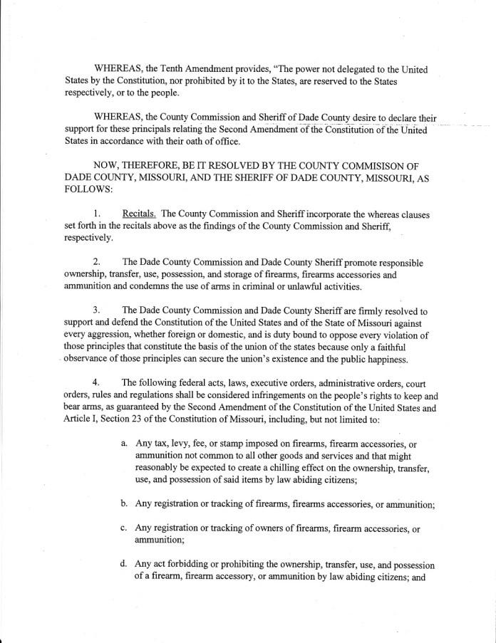 Dade County Missouri Page 2