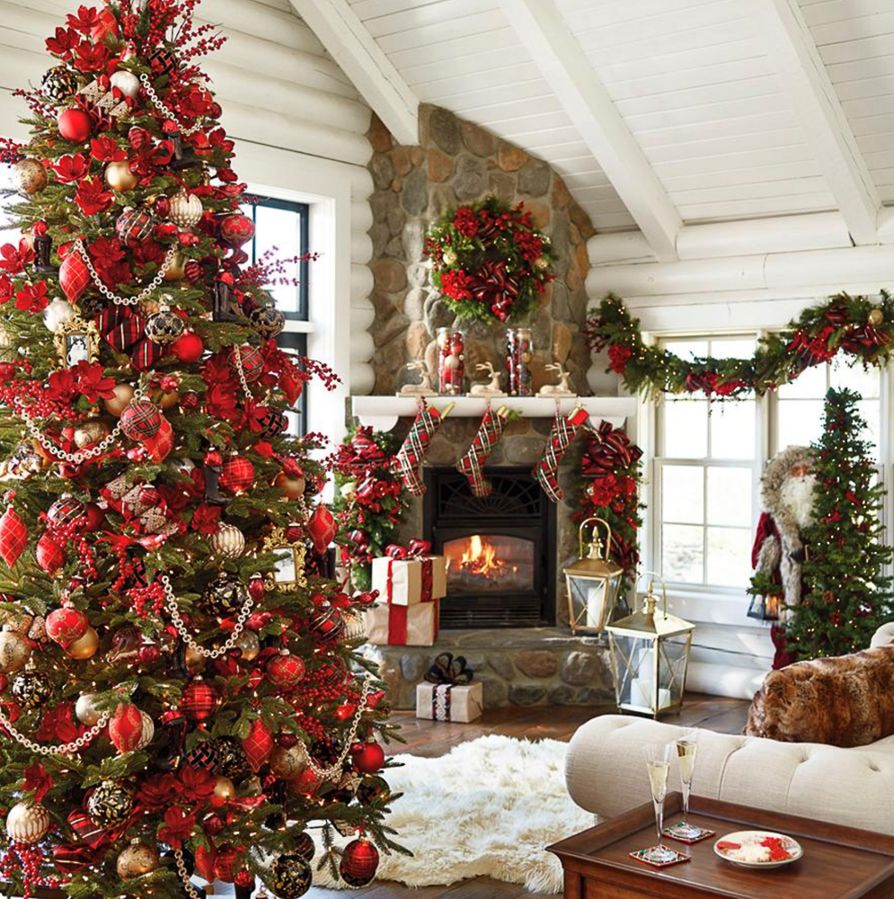 16 Inspiring Christmas Tree Decorating Ideas Sanctuary Home Decor