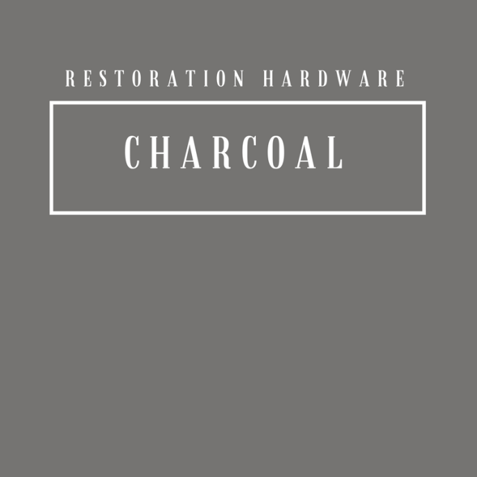 The Three Paint Colors We Decided To Sample: Restoration Hardware Paint Colors Pink