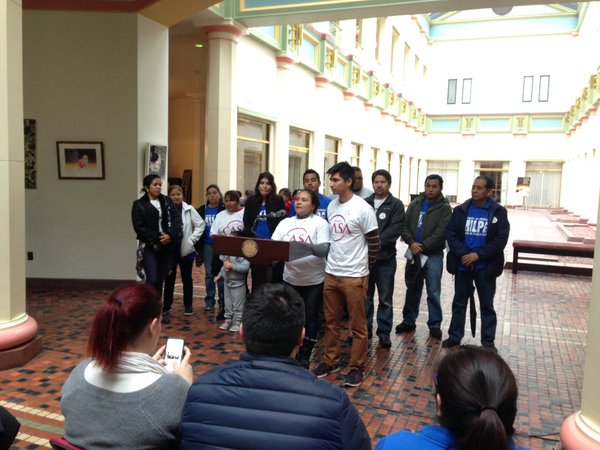 2016 Harrisburg lobby day for driver's licenses!