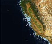 CeNCOOS Historic Map sample