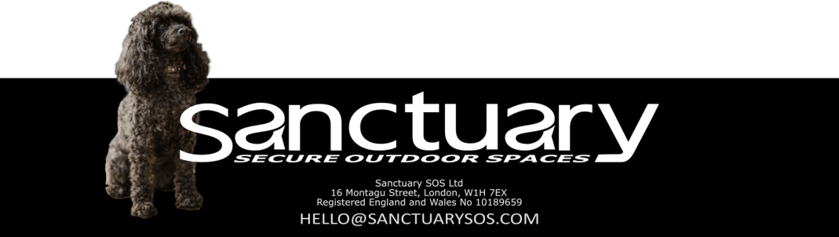 Sanctuary SOS Logo contact information
