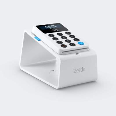 iZettle Review:  Mobile Credit Card Reader (Chip & Pin Machine)