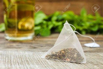 Tea Bags-White Empty-50Pcs-5.5x7CMFilter Paper for Herb Loose Tea leaf strainer.-