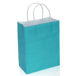 Paper Bags-Kraft – 15X8X18cm / 6″*3″*7.1″-5 Pieces