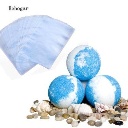 Seal Shrink Bag-Heat-PVC-100pcs