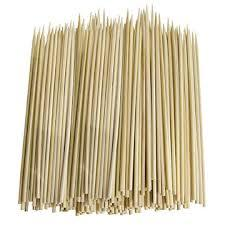 Bamboo Sticks-25Pcs-Wooden Plant Sticks 25/ X 41cm Garden Plants Support Canes Flower Cane