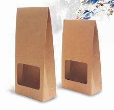 Paper Bags-Film Fronted-12pcs-Brown-70g./m2