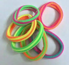 Hair Bands Ponytail Holder Hair Ties Headband: 35MM