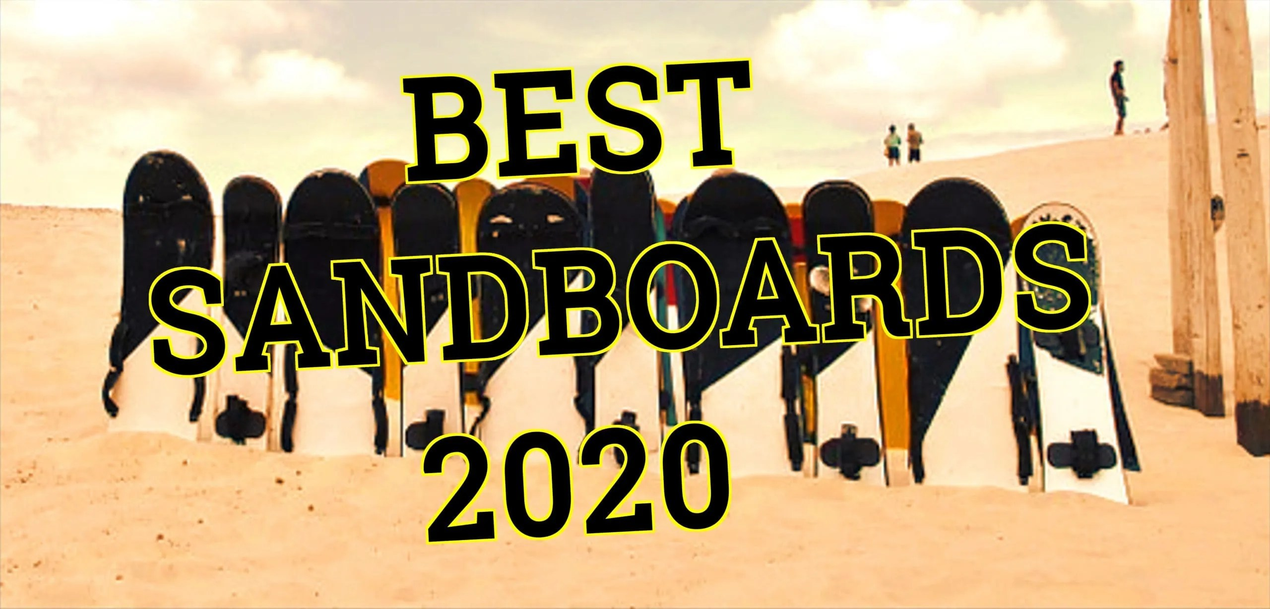 Best sandboards and sand dune sleds [2020]