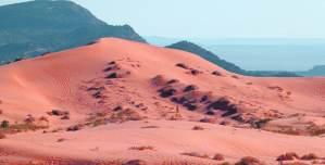 Sandboarding in Utah