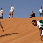 World's Best Sandboarding Locations