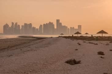 Qatar - Doha Sandboarding
