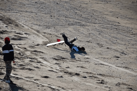 Why you need sandboarding insurance