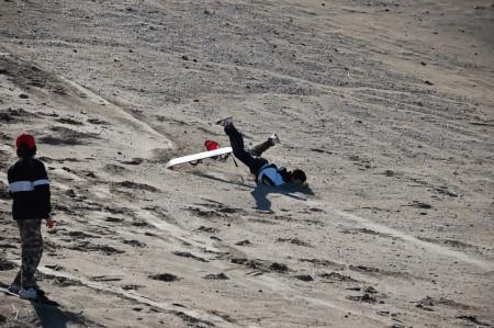 Why you need sandboarding insurance