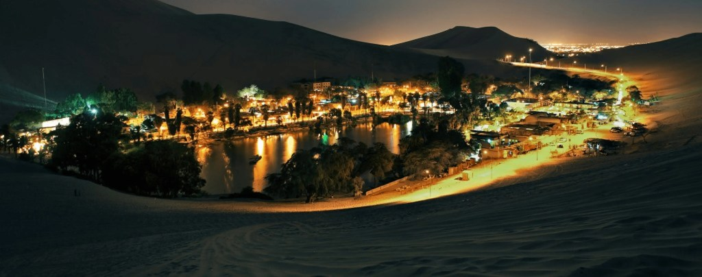 Huacachina, Peru - The n°1 sandboarding destination in the world