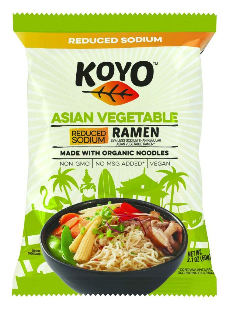 Desert Instant Ramen Noodles